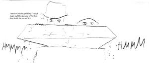 sample director sketch